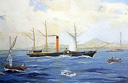 The-1834-Perth-built-by-Robert-Napier-in-the-Tay-Estuary-1